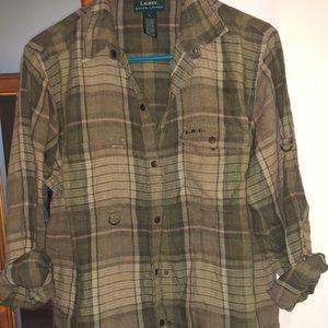 Beautiful Ralph Lauren Button Down Shirt!